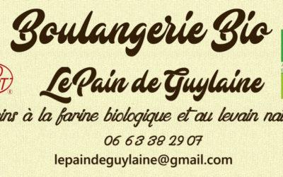 Le pain de Guylaine