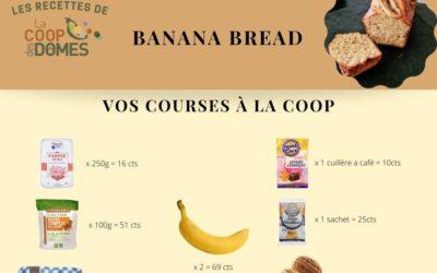 Le banana bread